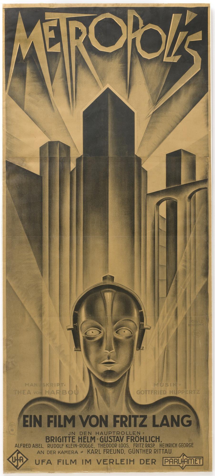 Метрополіс. 1926