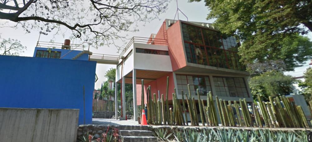 Будинок Дієго Рівери та Фріди Кало