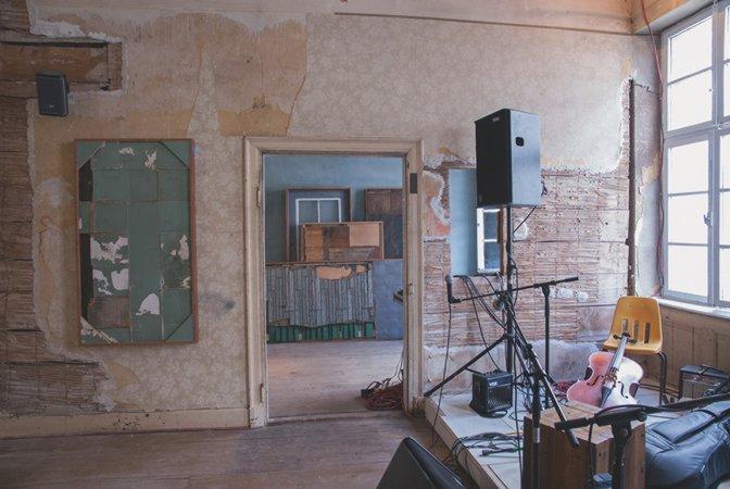12 Ballads for Huguenot House, 2012