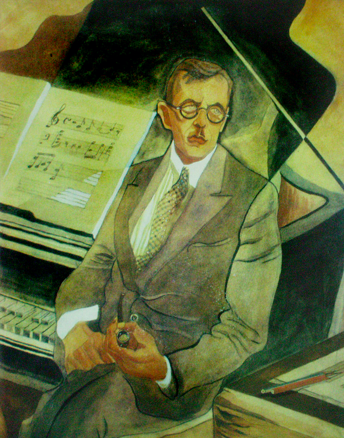 Портрет Пилипа Козицького. 1931. Колекція NAMU