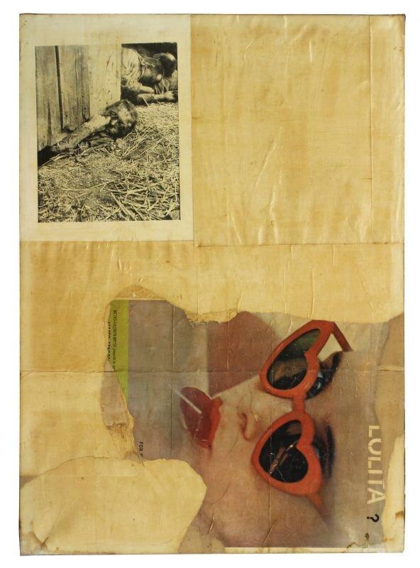 Lolita, 1962, Boris Lurie Art Foundation