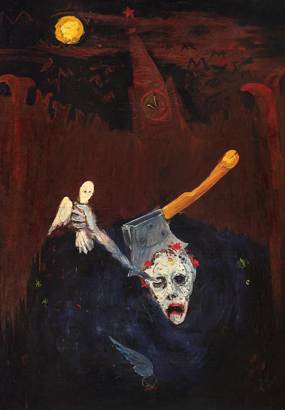 Страта (MOSCOW над нами), 1989