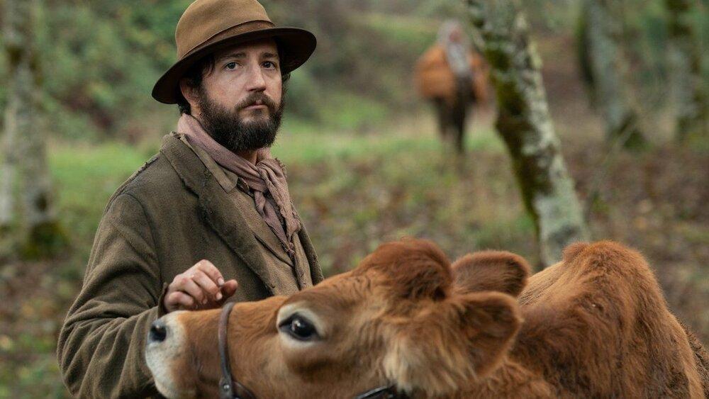 Кадр з фільму «Перша корова»