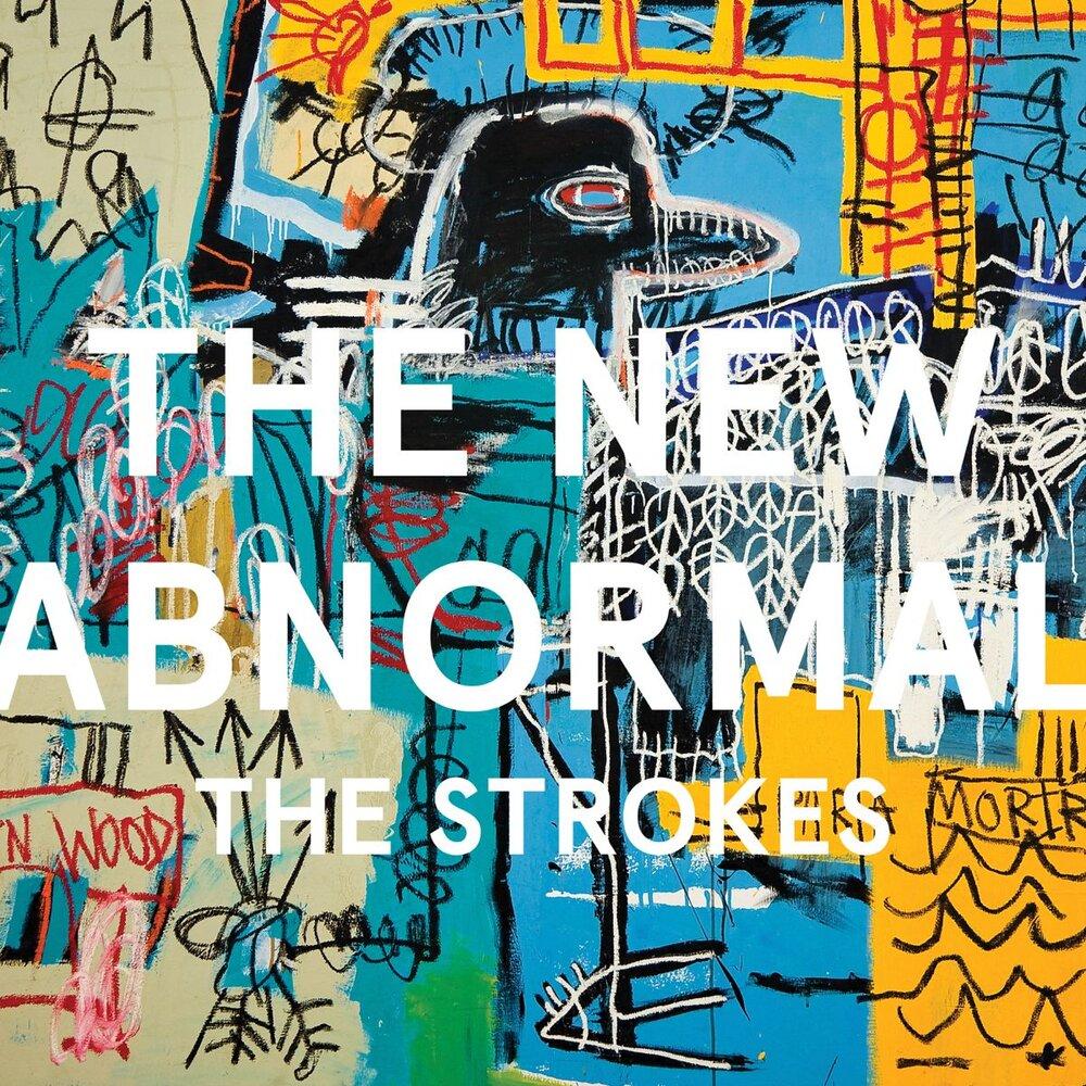 Жан-Мішель Баскія для The Stokers, альбом Abnormal, 2020