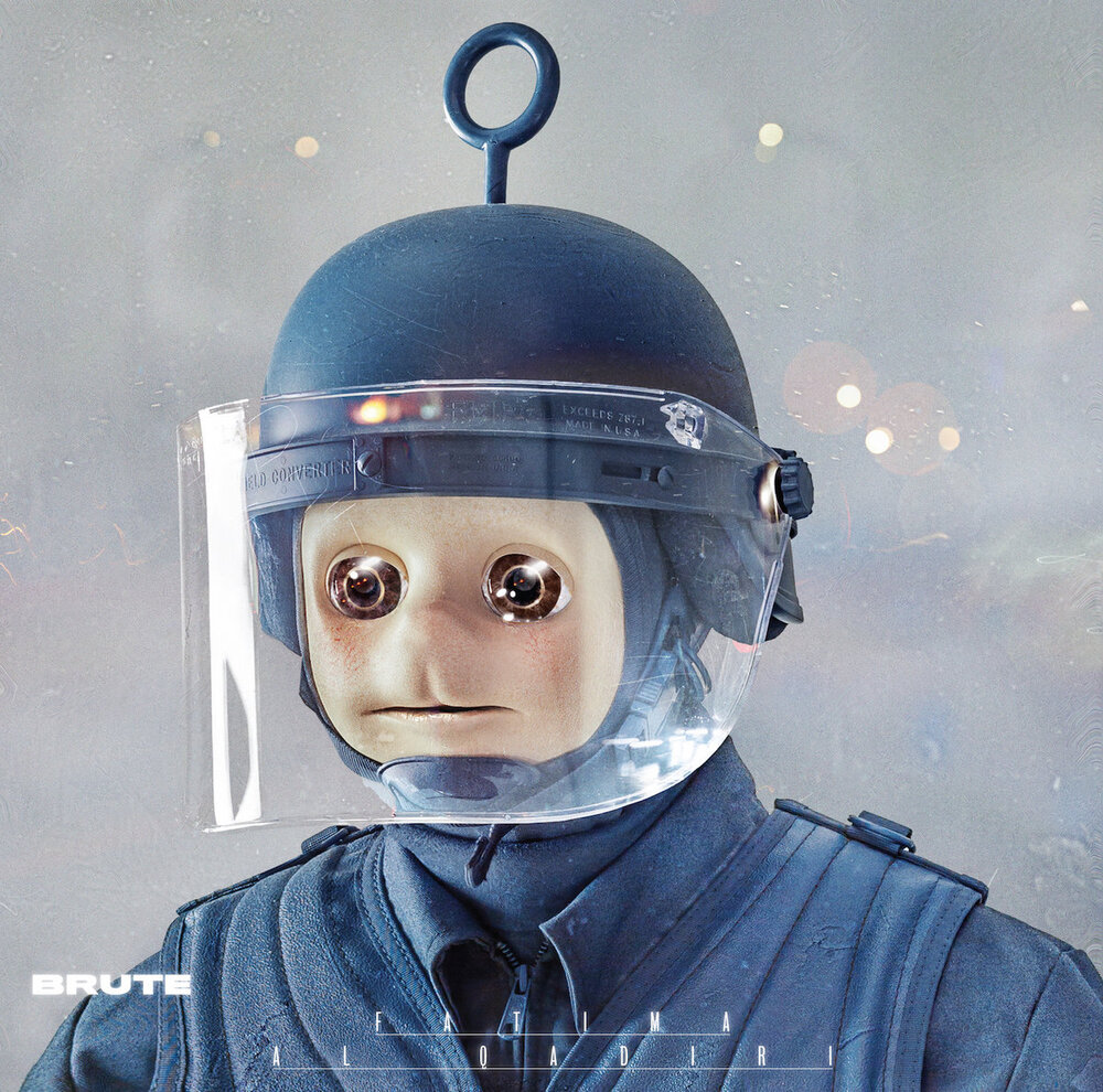 Джош Клайн, Fatima Al Qadiri, альбом Brute, 2016