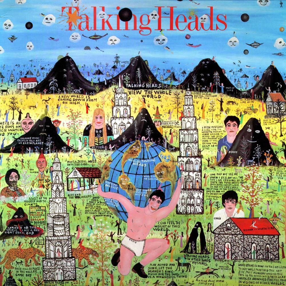Говард Фінстер, Talking Heads Little Creatures, 1985