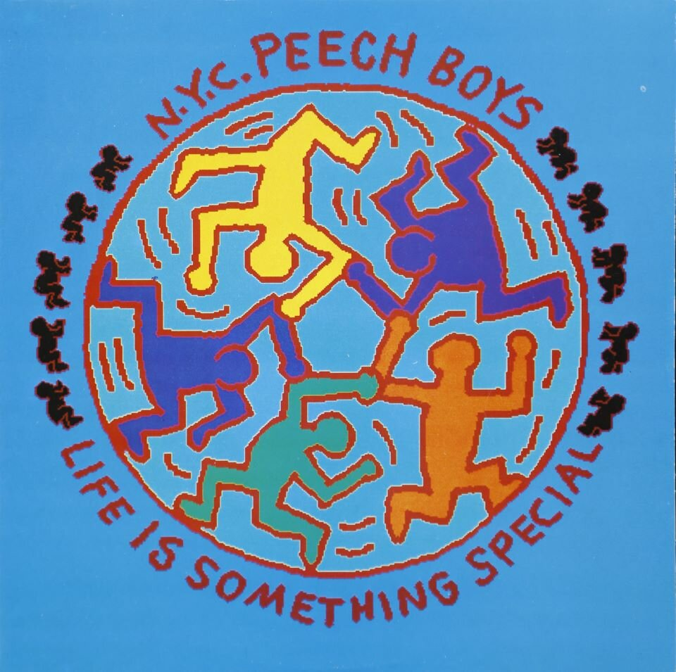 Кіт Харінг, Peech Boys, альбом Life Is Something Special, 1983
