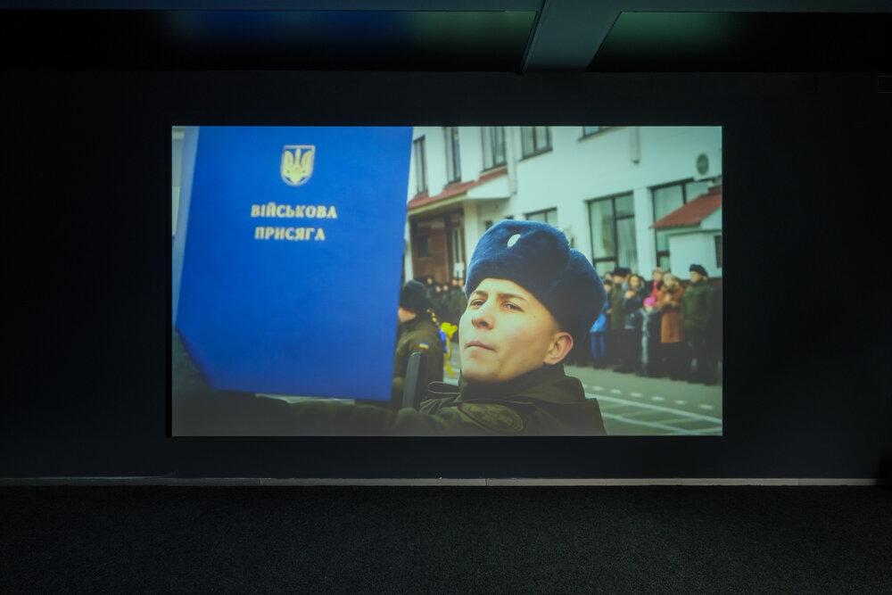 Павло Гражданський, «Понівечено», 2020. Фотографії надані PinchukArtCentre © 2020. Фотограф: Максим Білоусов