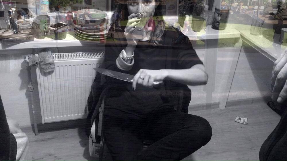 Микола Рідний, «Озброєні та небезпечні. Перший епізод», скріншот із відео, 2017