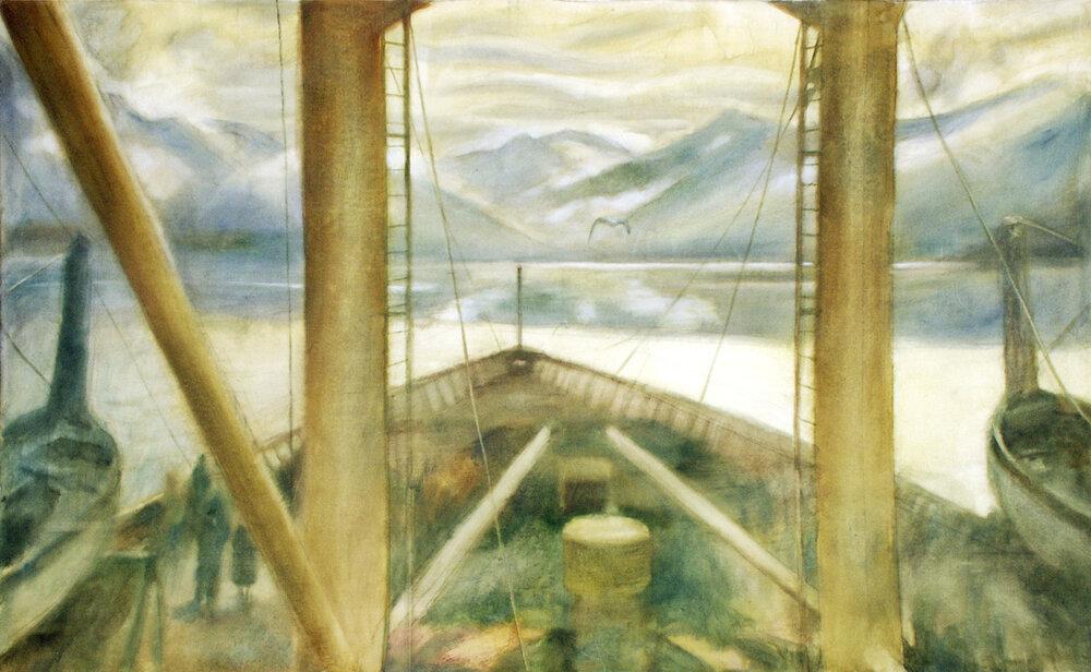 «Берег», 1992