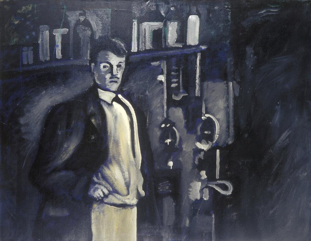 «Голова професора Доуеля №1», 1991