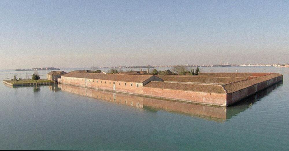 Острів Лазаретто Веккьо, (Венеція, Італія), фотокредит: сайт міста Венеція