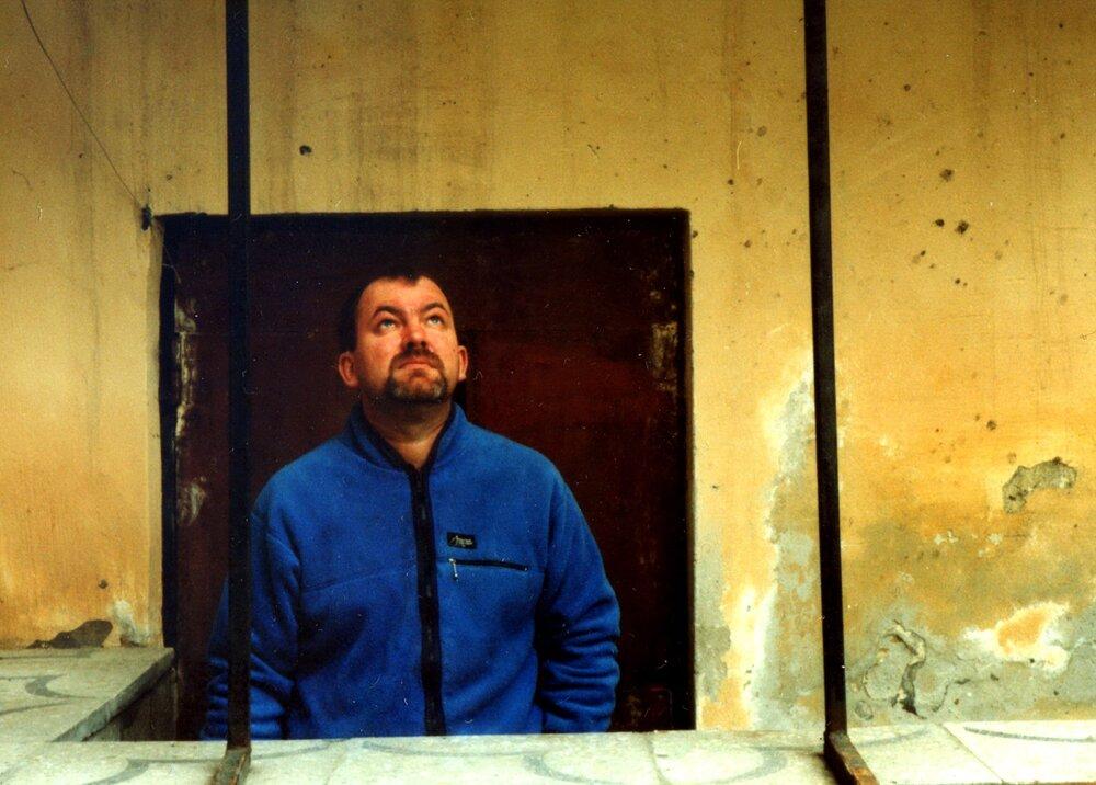 Мирослав Ягода, 1999, фото Андрея Боярова