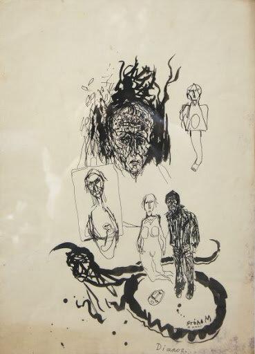 Мирослав Ягода, «Без названия», конец 1980-х – начало 1990-х