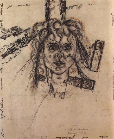 Антонен Арто, Жак Превель, название неизвестно, 1946
