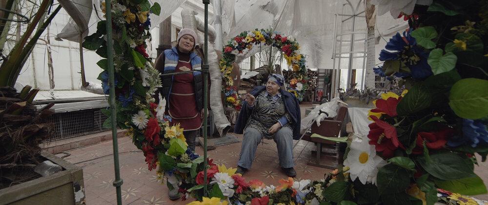 Кадр із фільму «Історія зимового саду». Джерело:  kinoafisha.ua