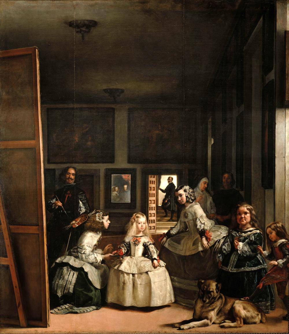 Дієго Веласкес, «Фрейліни», 1656