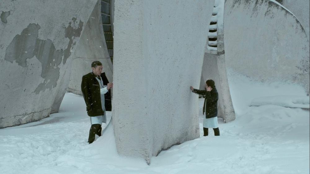 Кадр із фільму «Громадяни Космосу», реж. Антон Відокле, 2019