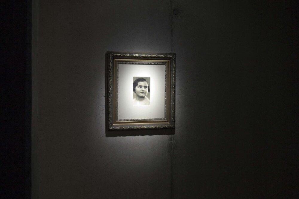 Портрет Дейзі. Вид експозиції. Фото Vabamu
