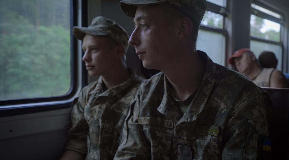 Кадр з фільму «Не хвилюйся, двері відчиняться», 2019