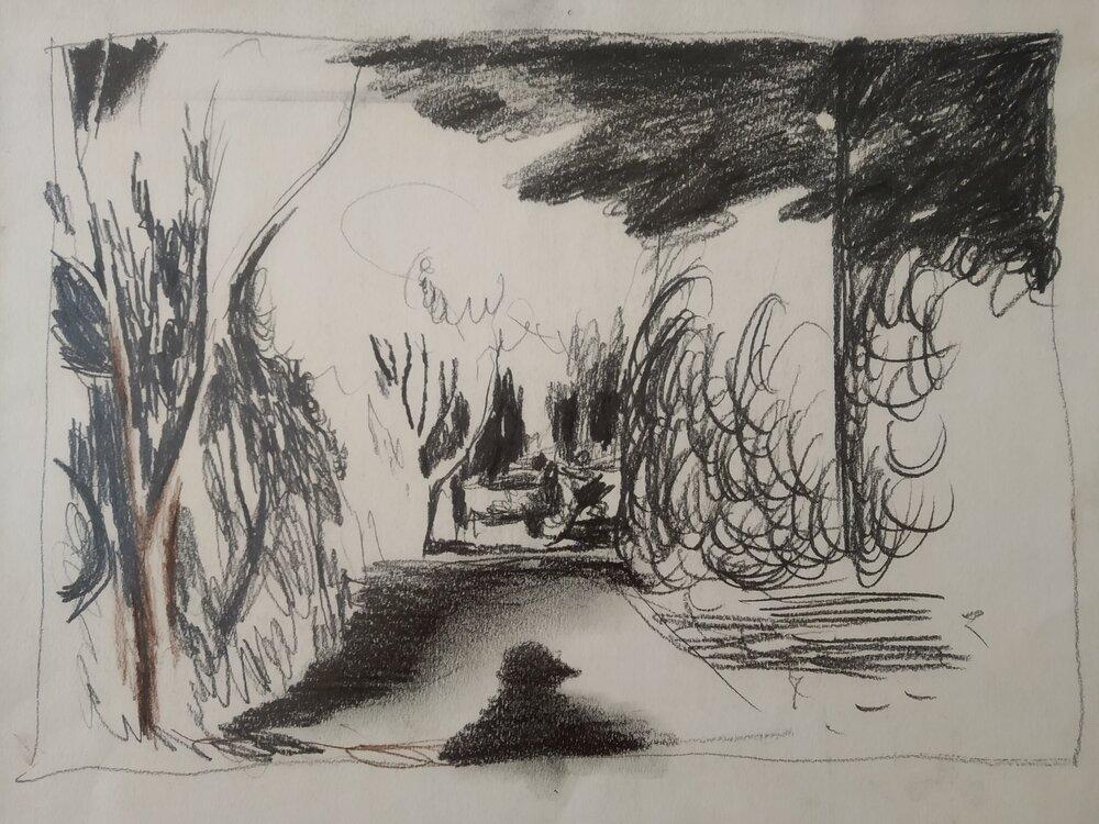 Павло Маков. Без назви, 1987