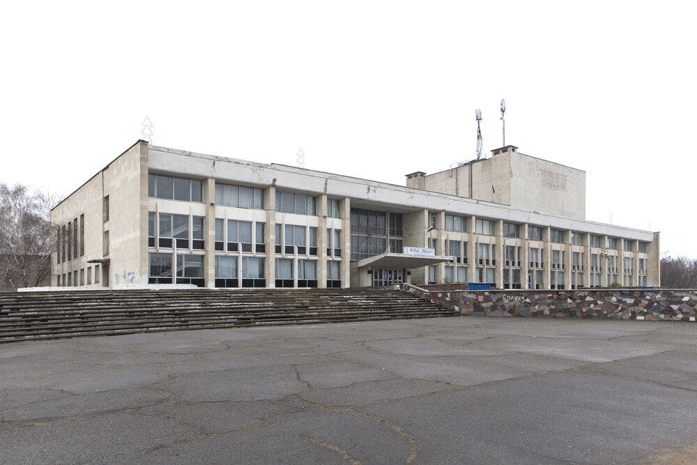 Міська комунальна установа «Палац культури» місто Рубіжне, грудень 2018 р. Світлина: Олексій Биков