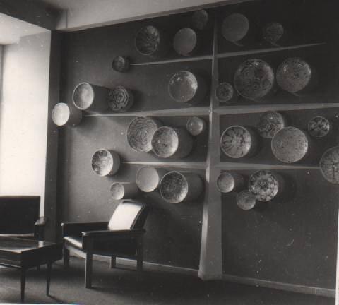 Дерево життя, Будинок кіно. Мешкова, Падалка, Шарай, 1974. Фото надане авторкою