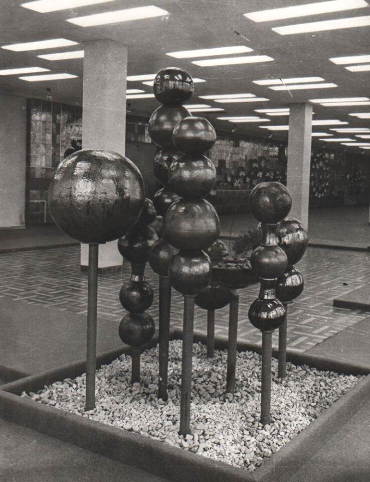 Будинок кіно, 1974. Фото надане авторкою