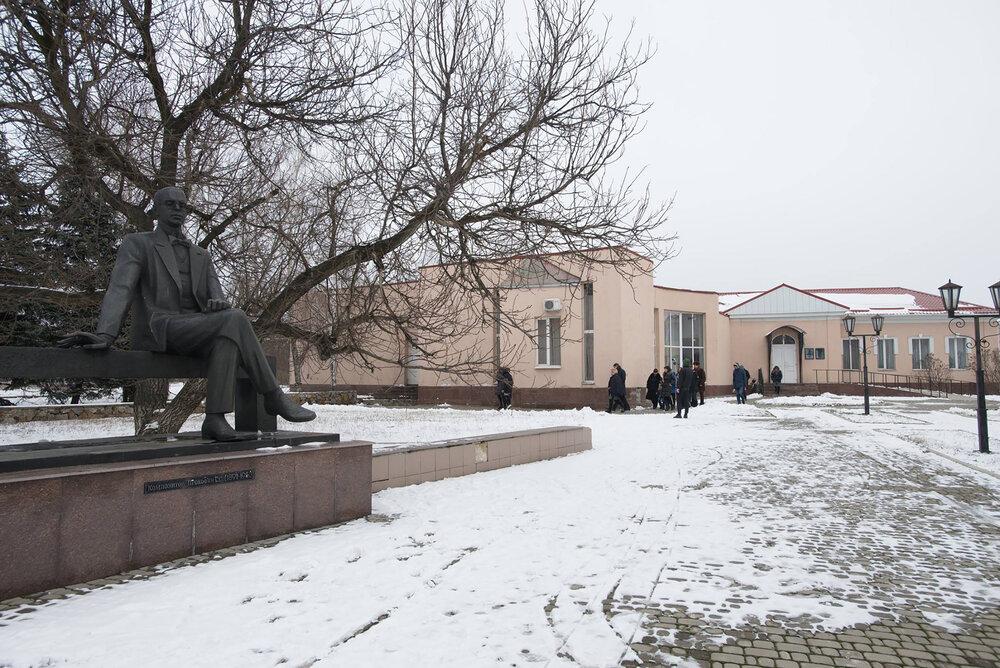 Меморіальний музей Сергія Прокоф'єва. Лютий 2018 рік. Cвітлина: Наталка Дяченко