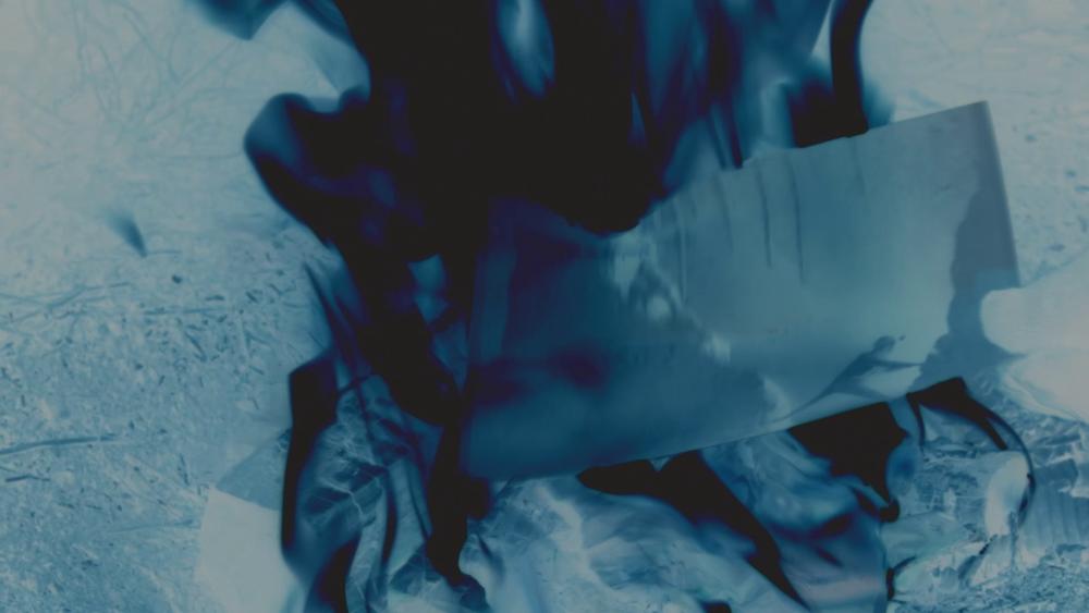 Еліас Парвулеско. «…Супротивними гнані вітрами над хланню морською…». 2020. Кадр із відео. Надано художником