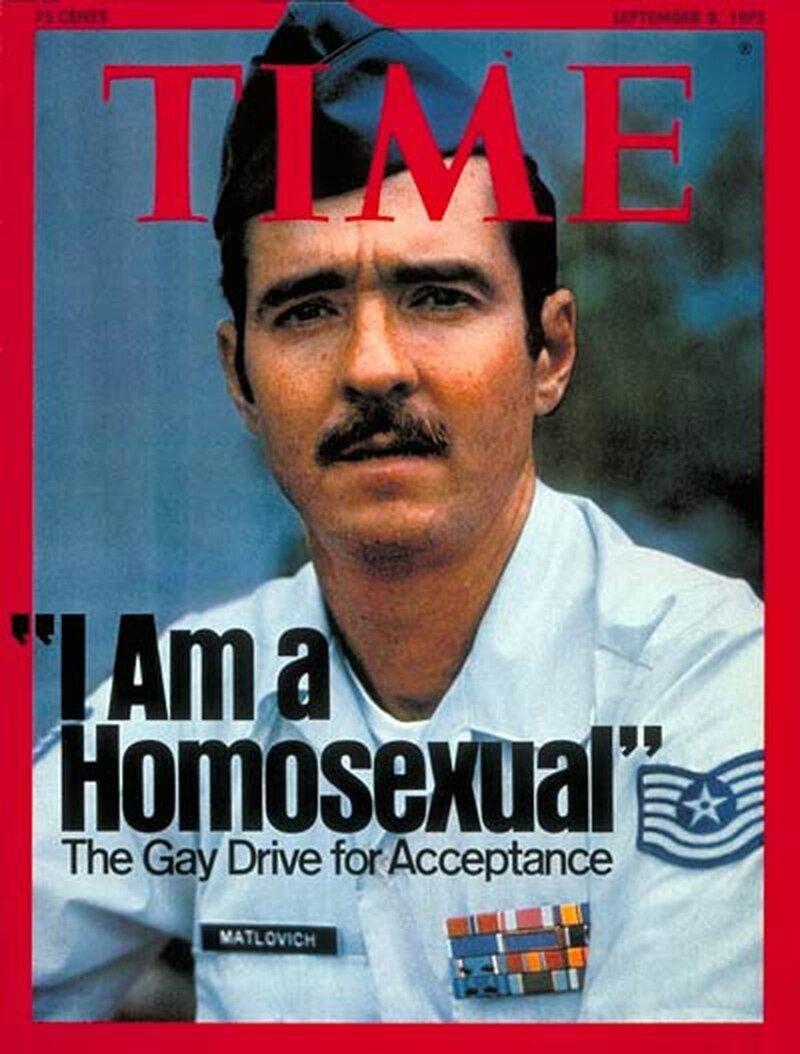 Обкладинка журналу Time за 1975 рік