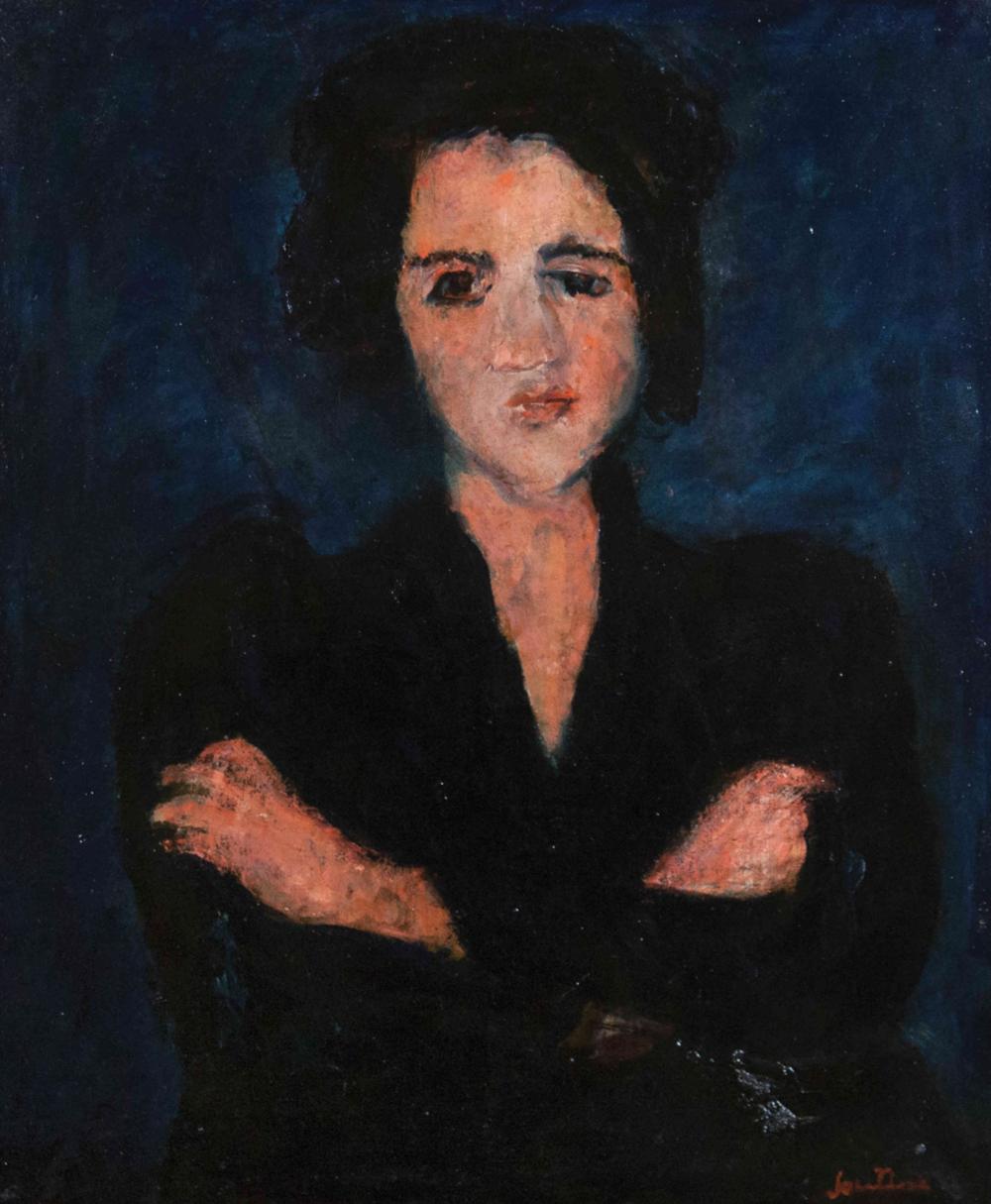 «Ева, Сутин Хаим, 1928 г. Джерело:  Art Belarus