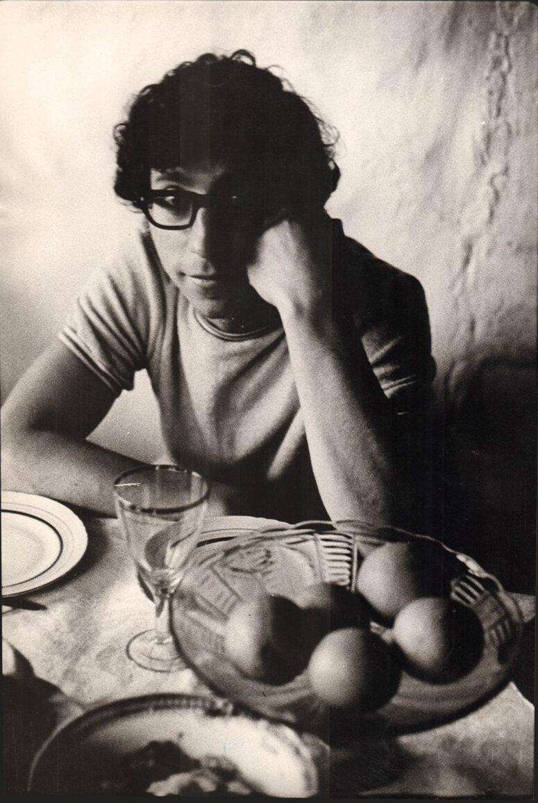 Александр Ситниченко. Портрет друга. 1970-е, серебряно-желатиновая печать. Grynyov Art Foundation.