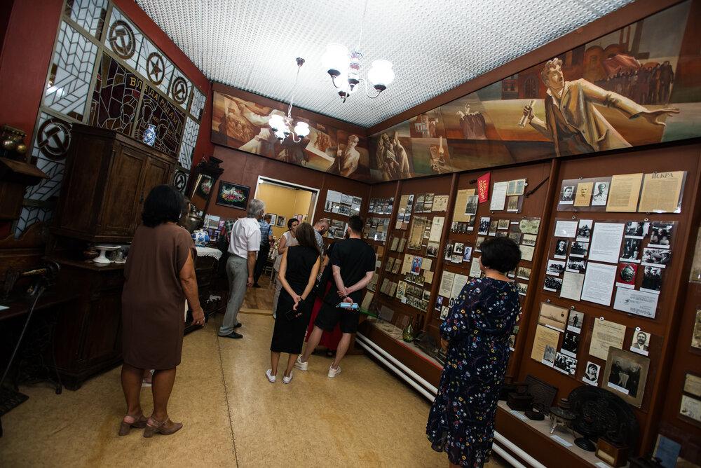 Екскурсія Пологівським музеєм