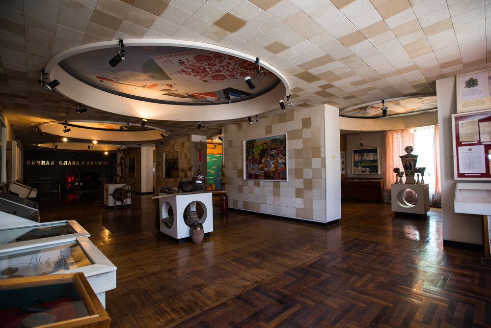 Експозиція Татарбунарського краєзнавчого музею
