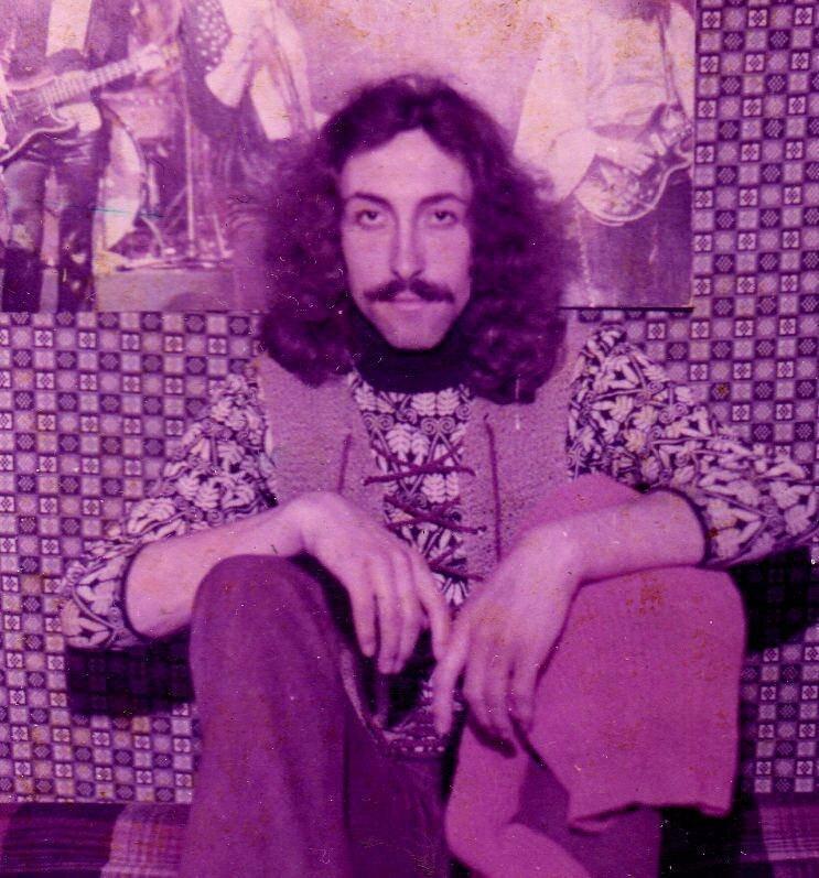 Олександр Фещук (Дервіш). Середина 1970-х рр.