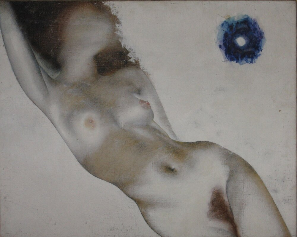 Олександр Фещук. Between Notthiness and Eternity. 1988 р.