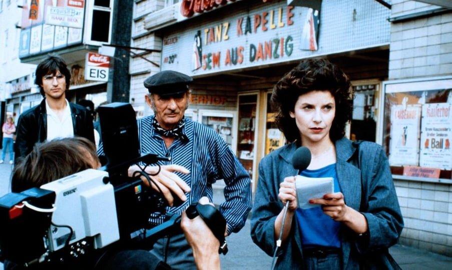 «Практика кохання» (1985). Фото надані пресслужбою КМКФ «Молодість»