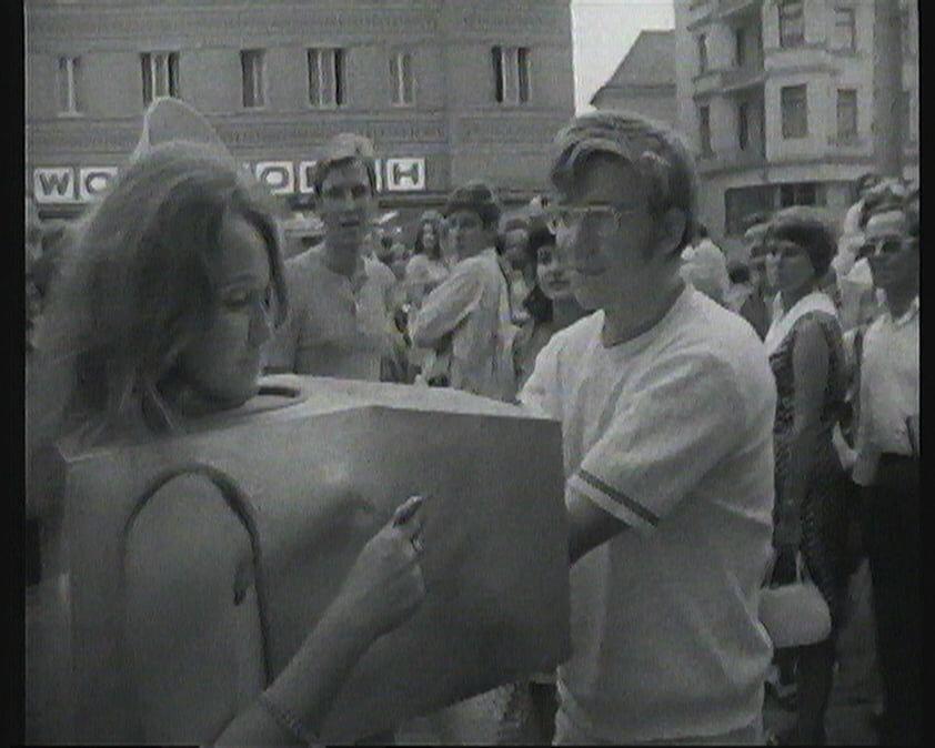 «Кіно дотику» (1968). Фото надані пресслужбою КМКФ «Молодість»