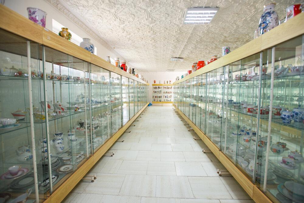 Музей Баранівського порцелянового заводу. Фото: Наталка Дяченко
