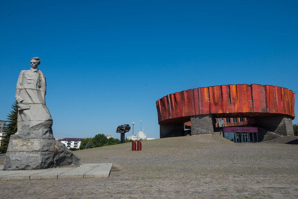 Музей Пропаганди. Фото: Наталка Дяченко