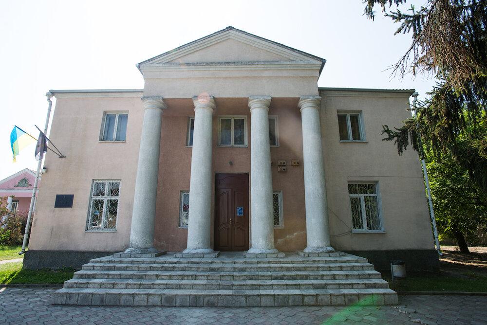 Березнівський районний краєзнавчий музей. Фото: Наталка Дяченко