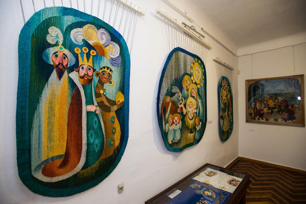 Художній музей Михайла Біласа у Трускавці. Фото: Наталка Дяченко