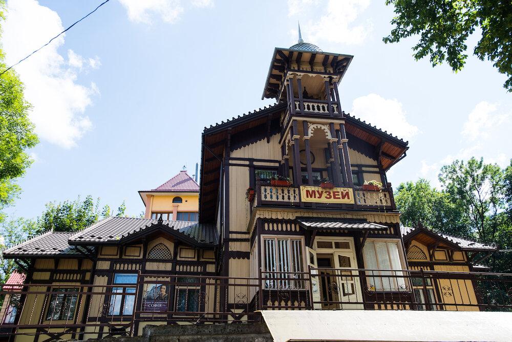 Музе́й «Істо́рія Трускавця́». Фото: Наталка Дяченко
