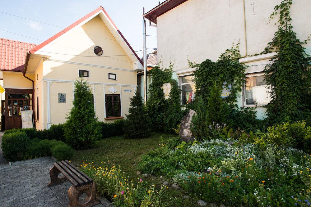 Музей караїмської історії та культури в Галичі. Фото: Наталка Дяченко