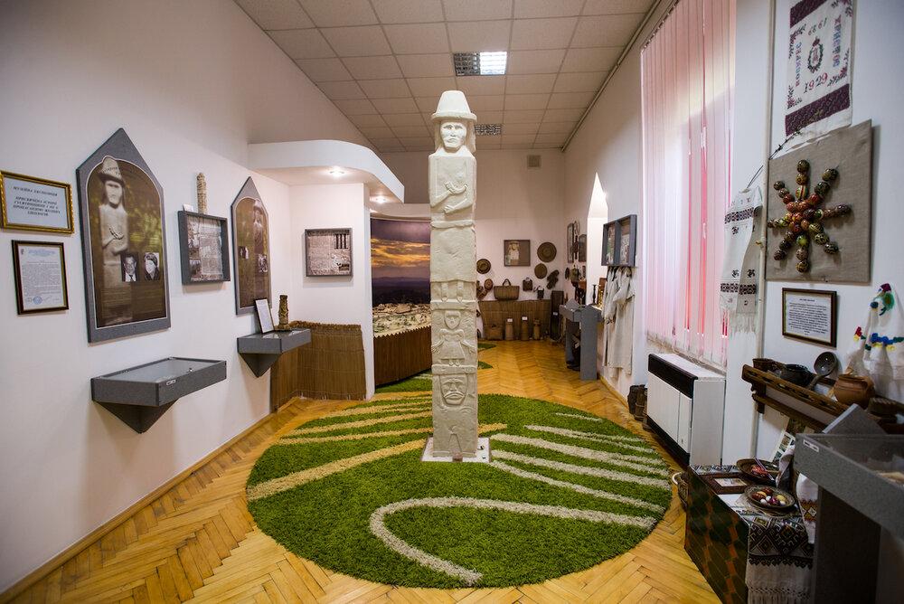 Гусятинський краєзнавчий музей. Фото: Наталка Дяченко