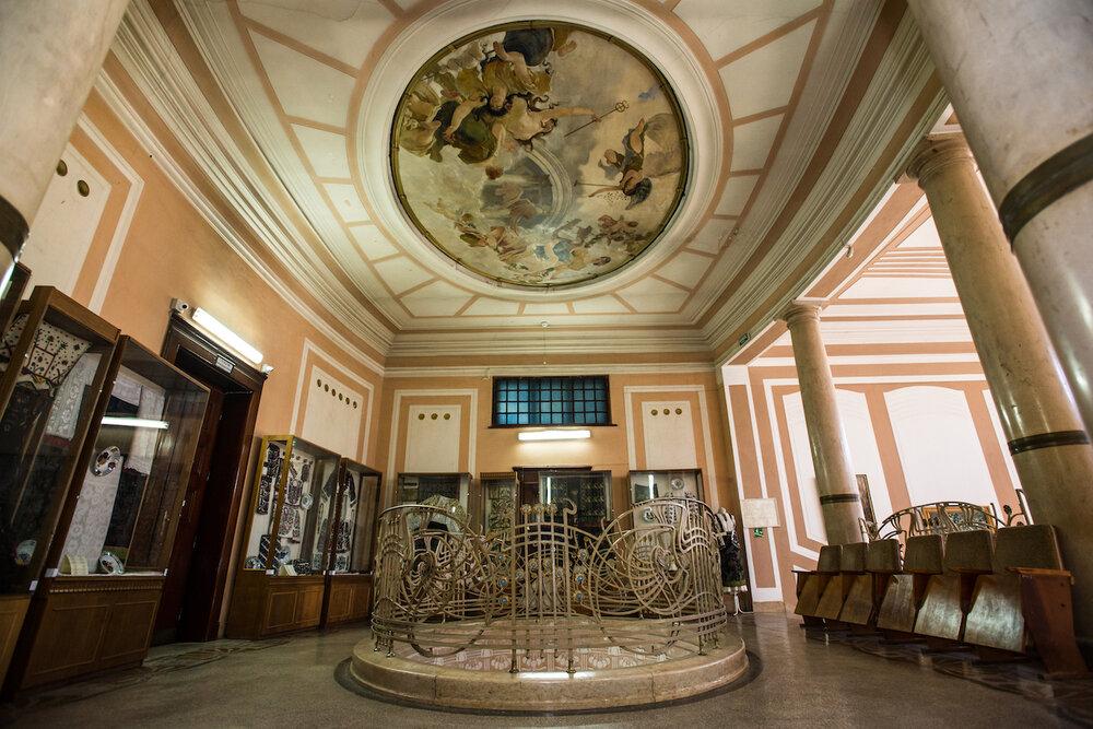 Чернівецький обласний художній музей. Фото: Наталка Дяченко