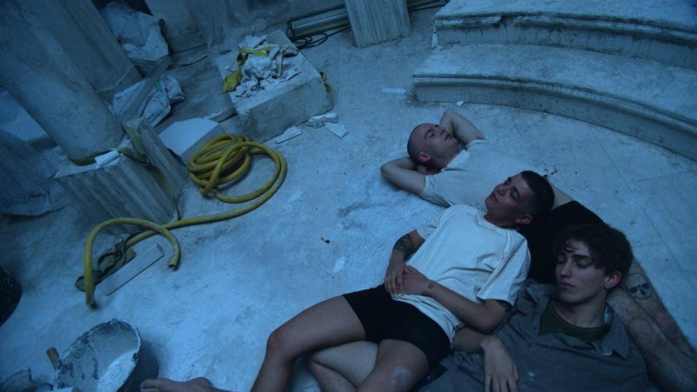 Кадр з фільму «Амфі» (реж. Матіас Брое, 2020). Фото надані пресслужбою КМКФ «Молодість»