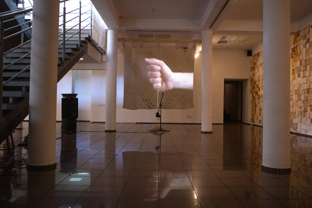 Виставка «Чи дорівнює ритуал рутині?» у Галереї Артсвіт. Фото: Роман Скрипник та Катя Старокольцева-Скрипник