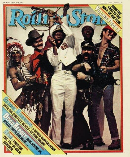 Обкладинка журналу Rolling Stone за 1979 рік